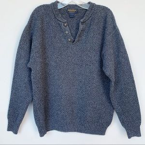 WOOLRICH Vintage Chunky Knit Sweater